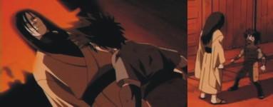 Orochimaru dan Zaku