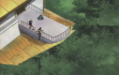 balkon tempat tim 8 pernah berkumpul