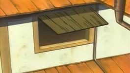 jendela tempat pertarungan pertama sasuke vs naruto