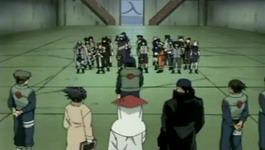 Anko dan Hokage cemas pada Sasuke