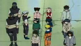 Kabuto sempat berpamitan pada Naruto