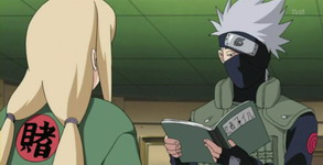 Kakashi mendapat tugas dari Hokage