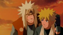 Jiraiya dan Naruto