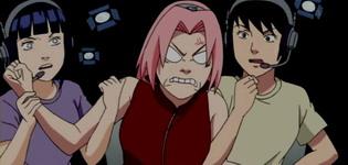 Sakura marah