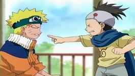 Konohamaru menuduh Naruto mengerjainya