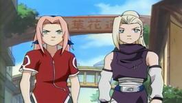 Sakura dan Ino