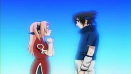 sasuke dan sakura dalam hayalan
