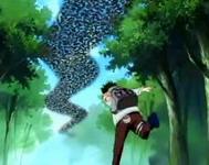 Shino mengikuti kikaichuu