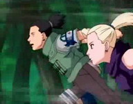 Ino dan Shikamaru