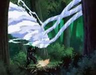 Gatsuga vs pedang ular