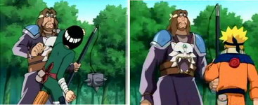 Naruto melawan Suikon