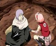 Sakura menjelaskan tentang penawarnya