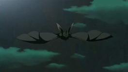 Kelelawar datang pada Rinji