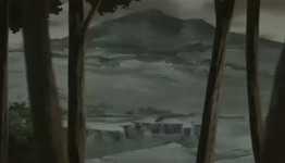 Hutan disekitar Rinji dan Gozu