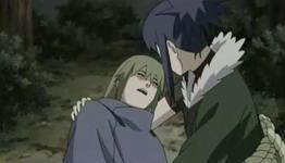 GUren menghampiri Yuukimaru yang pingsan