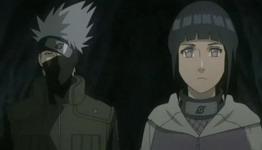 kakashi dan Hinata