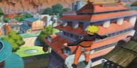 naruto tiba di Konoha
