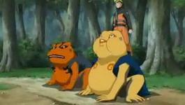 Naruto dan Gamatatsu bersiap