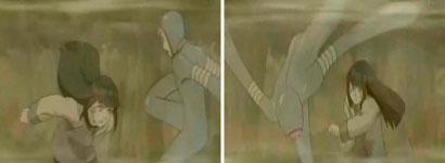 Hinata vs Nurari