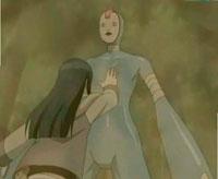 Hinata menyerang Nurari
