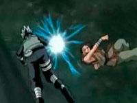 Kakashi vs Gozu