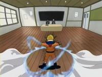 Naruto di ruang ujian