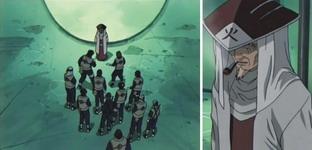 Hokage dan para shinobi