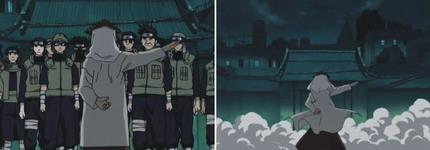 hokage memerintahkan menangkap Naruto