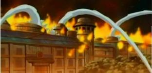 rumah sakit kebakaran