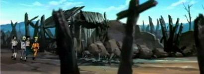 Desa yang terbakar