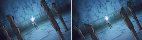 sasuke membelah batang didepannya
