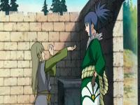 Yuukimaru memberikan kalung ke Guren