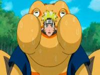 Naruto dalam mulut