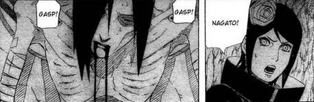 Nagato batuk darah, Konan cemas