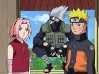 Kakashi akan melawan Naruto dan Sakura