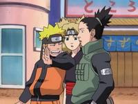 naruto mengira Shikamaru dan Temari kencan