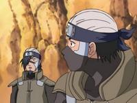 ninja penjaga melapor pada Yuura