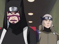 Kankurou dan seorang ninja