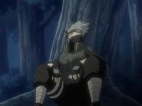Kakashi menunggu