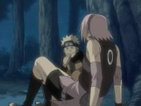 Naruto mengetahui kelemahan Kakashi