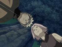Naruto dan Sakura menyusun rencana