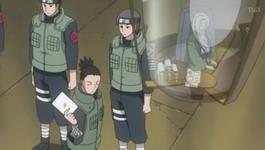 Shikamaru menerima misi