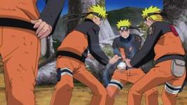 Naruto menyiapkanj jutsu baru