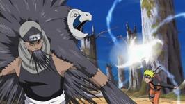 Naruto menyelinap