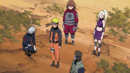 Naruto ingin menyerang lagi