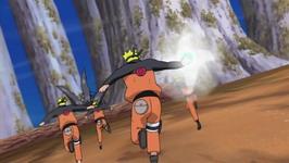 Naruto menyerang