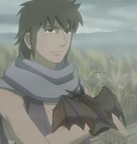 Rinji dan kelelawarnya
