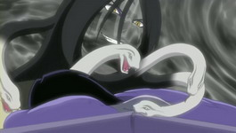 Sasuke dalam kuasa Orochimaru