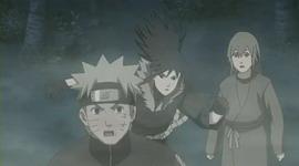 Guren di belakang Naruto