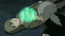 Kabuto mengobati Yuukimaru